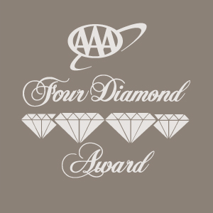 AAA Four Diamond Award - Pocono Casino Resort