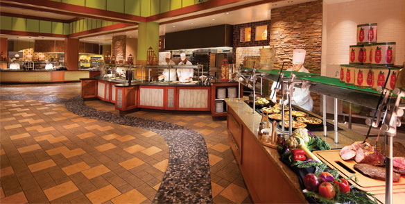 Mount Airy Casino Buffet