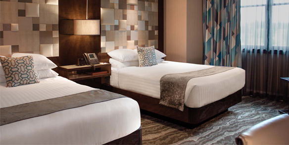 Mount Airy Casino Double Queen Beds