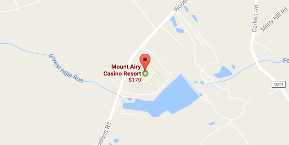 mount pocono hotels Map