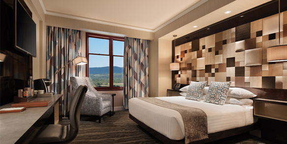 Mount Airy Casino King Suite