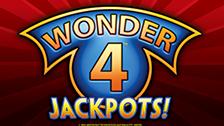 Wonder 4 Jackpots