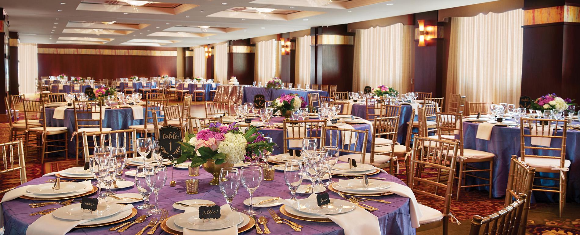 poconos Banquet Hall Room