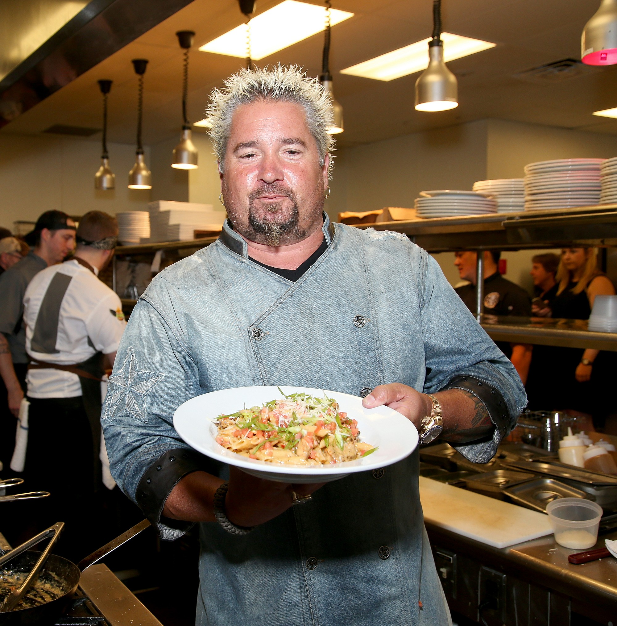 Mount Airy Casino Guy Fieri Meet and Greet