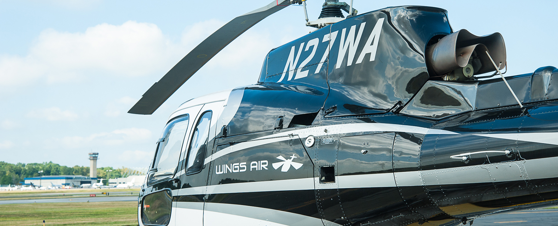 Mount Airy Casino Helicopter transportation