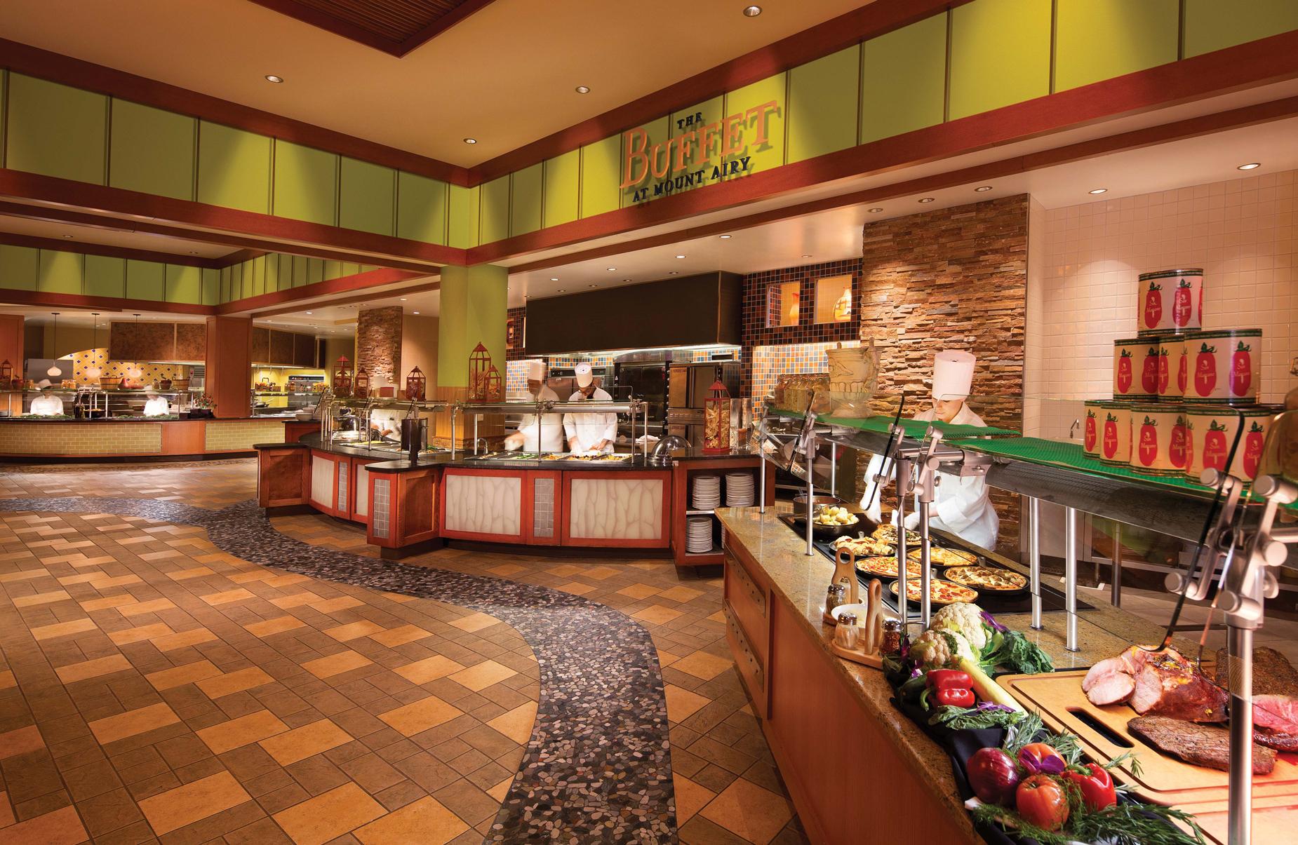 Mount Airy Casino Buffet