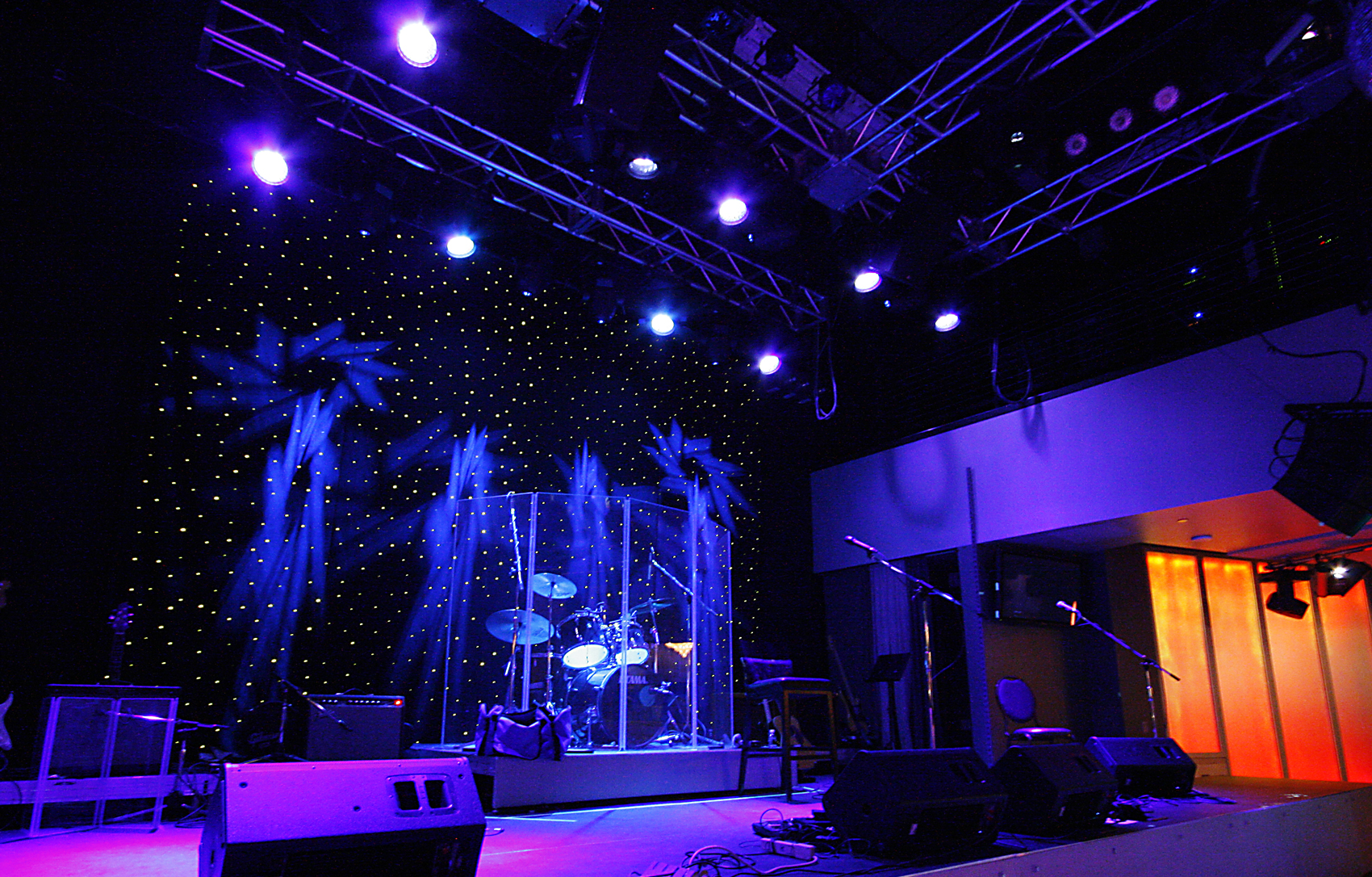 Mount Airy Casino Gypsies Stage