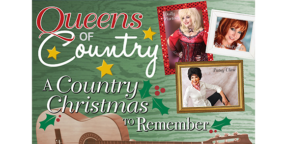 Queens of Country Christmas