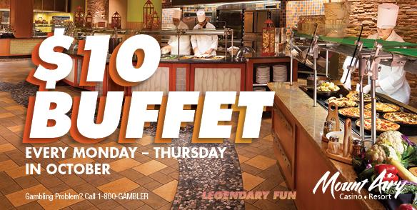 10 buffet mount airy casino resort rh mountairycasino com mt airy casino buffet menu mt. airy casino buffet review