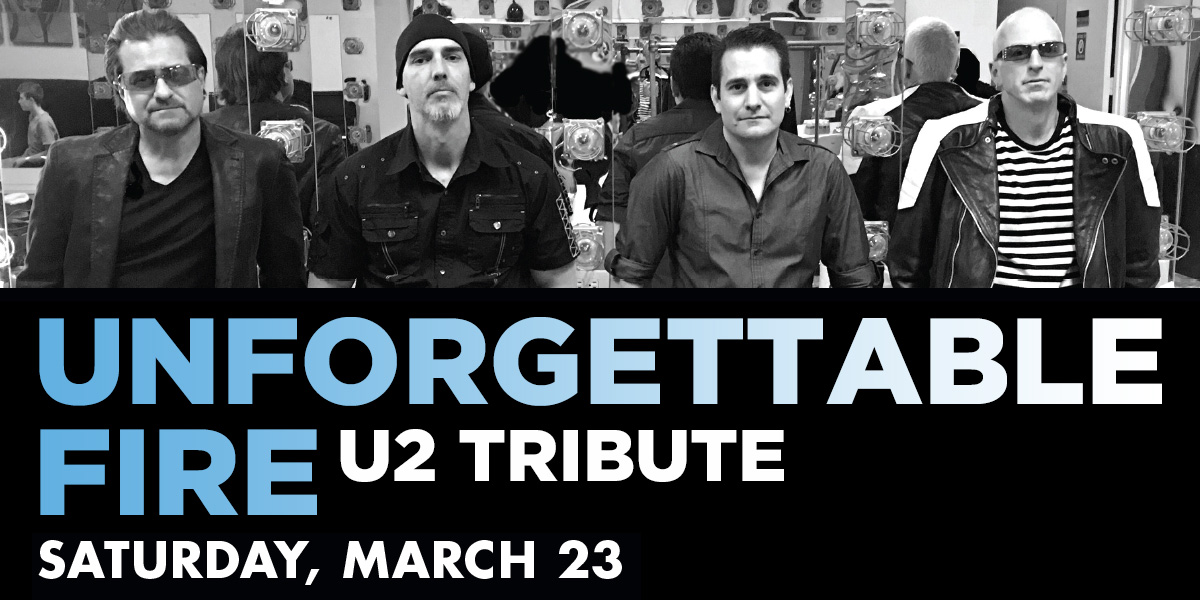Unforgettable Fire - a Tribute to U2