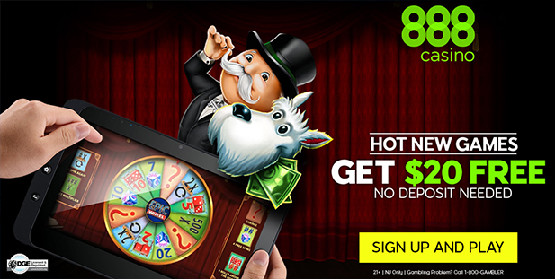 888 Casino Hot New Games - Casino Play Online