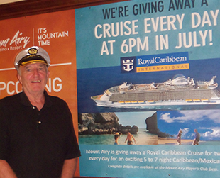 Cruise Winner - Poconos PA