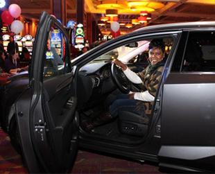 Lexus Car Jackpot Winner - Poconos PA