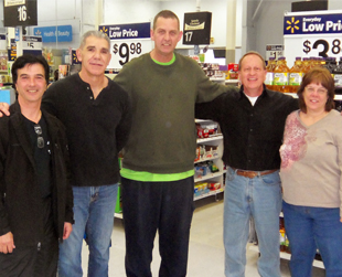 Mount Airy Casino Walmart Shopping Spree Winner