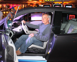 Mount Airy Casino BMW Car Jackpot Winner