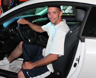 Mount Airy Casino Lexus Car Jackpot Winner