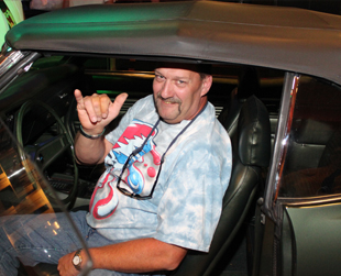 Mount Airy Casino Camaro Car Jackpot Winner