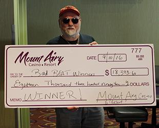 Casino Jackpot Winner - Poconos PA