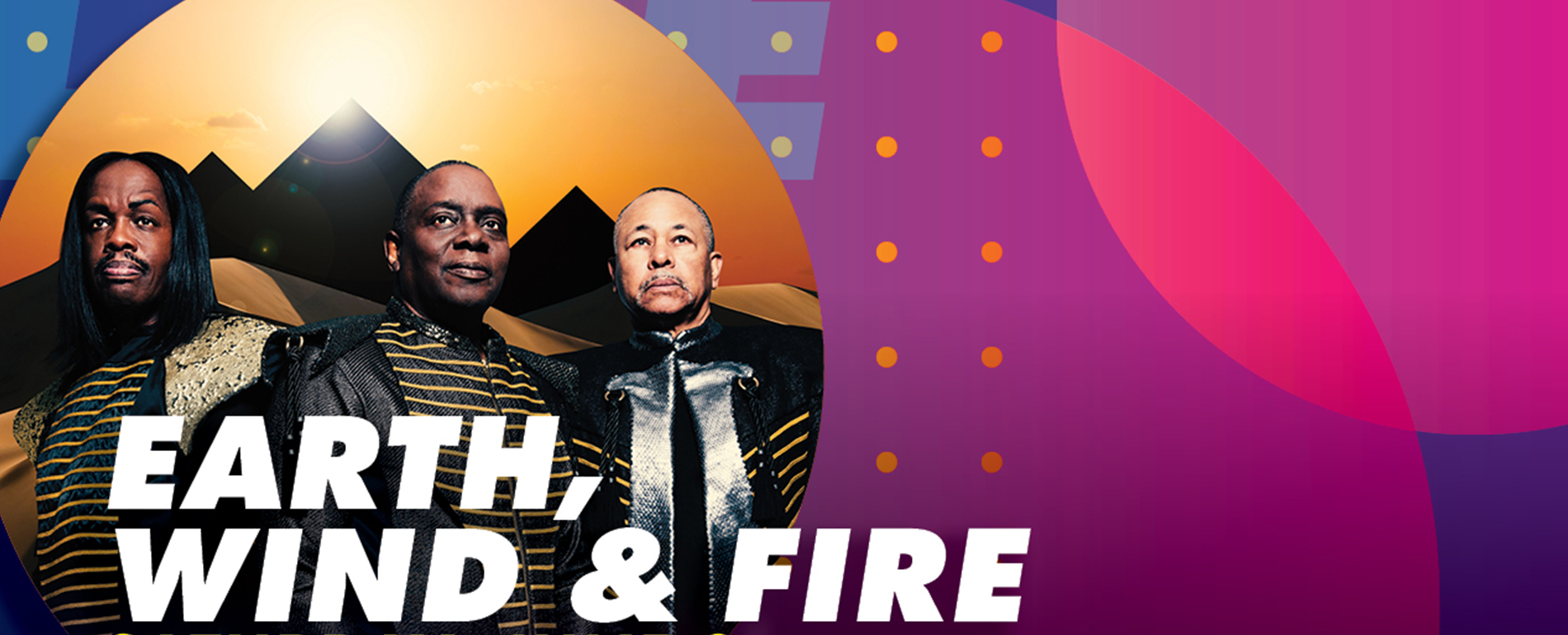 Mount Airy Casino Entertainment Earth, Wind & Fire