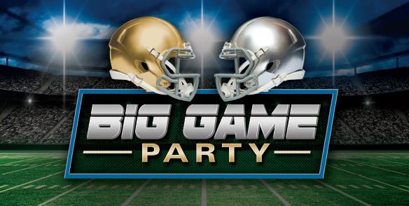 Big Game Party with the International Bikini Team