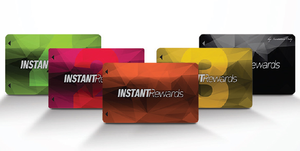 Instant Rewards Player's Club Card - Casinos in PA