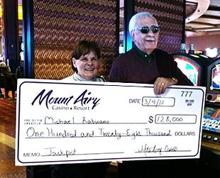 Jackpot Winner - Poconos Casino Philadelphia