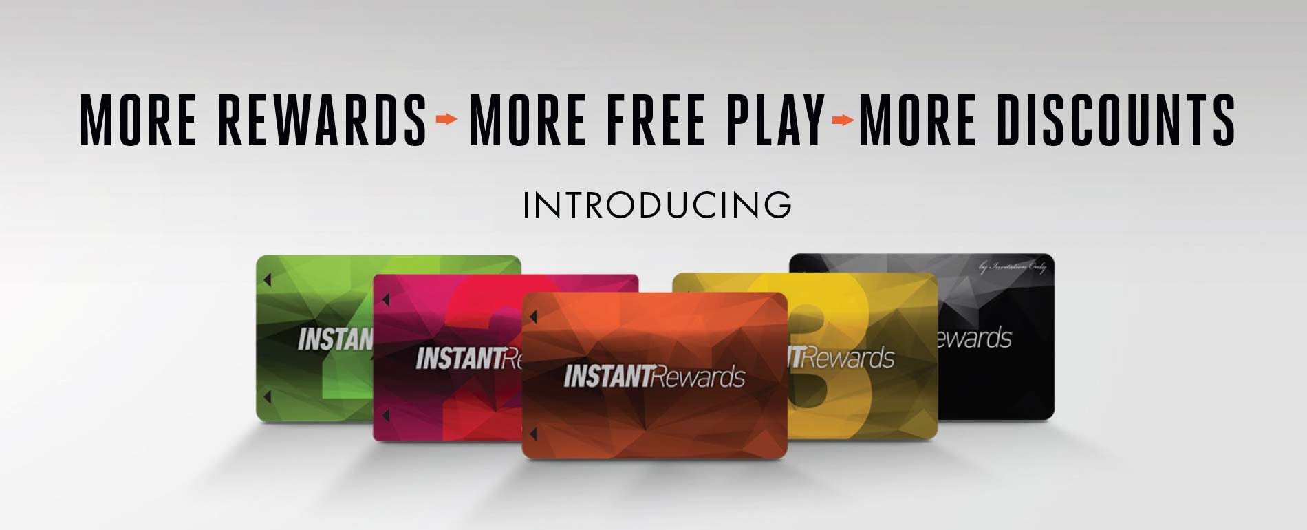 Poconos Player's Club Card Instant Rewards - Casinos in PA