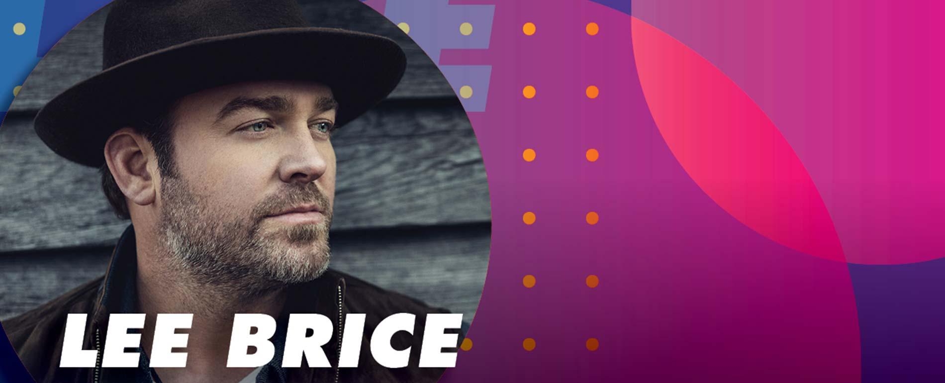 Lee Brice - Poconos Concerts
