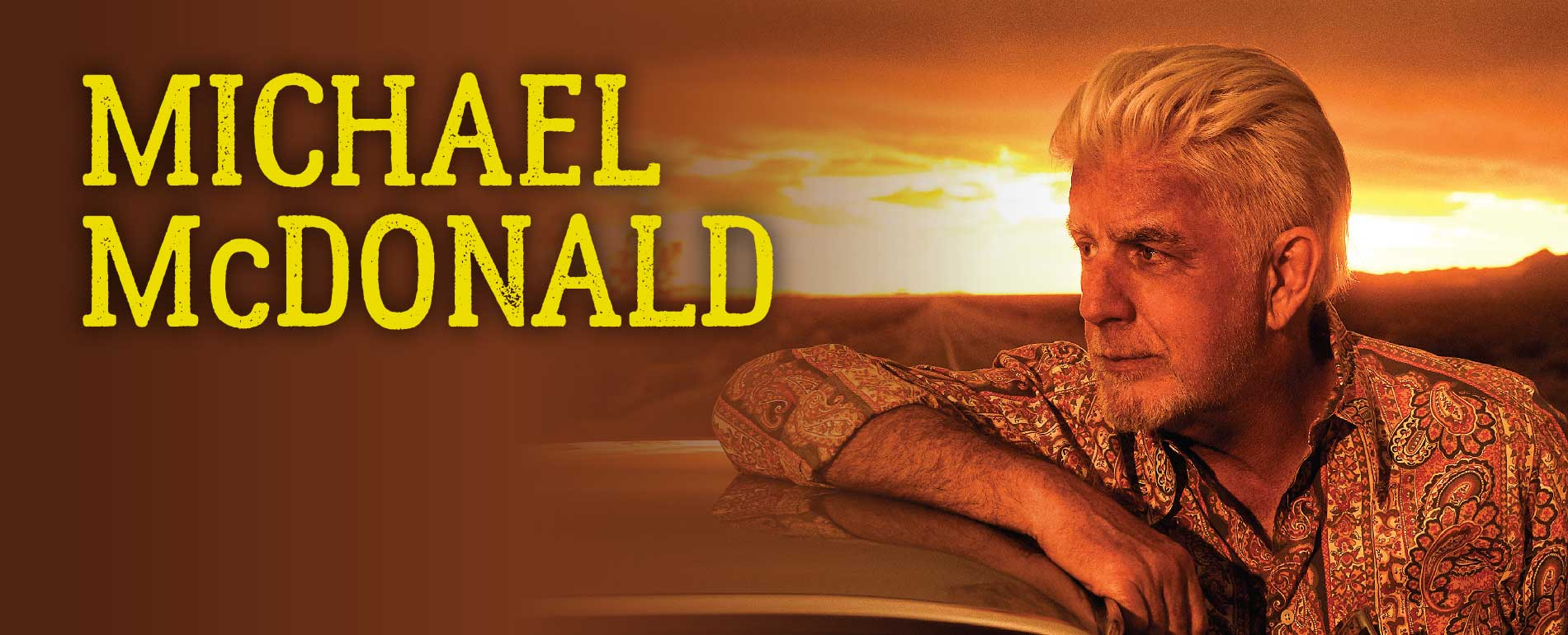 Michael McDonald Concert - Pocono Events