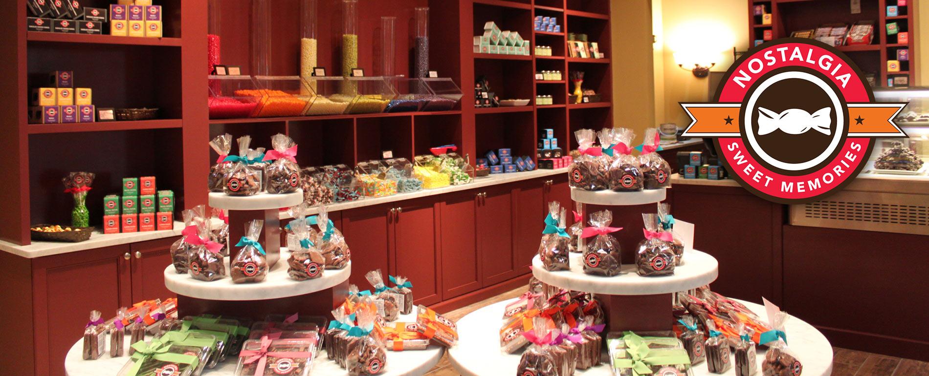 Pocono Nostalgia Candy store