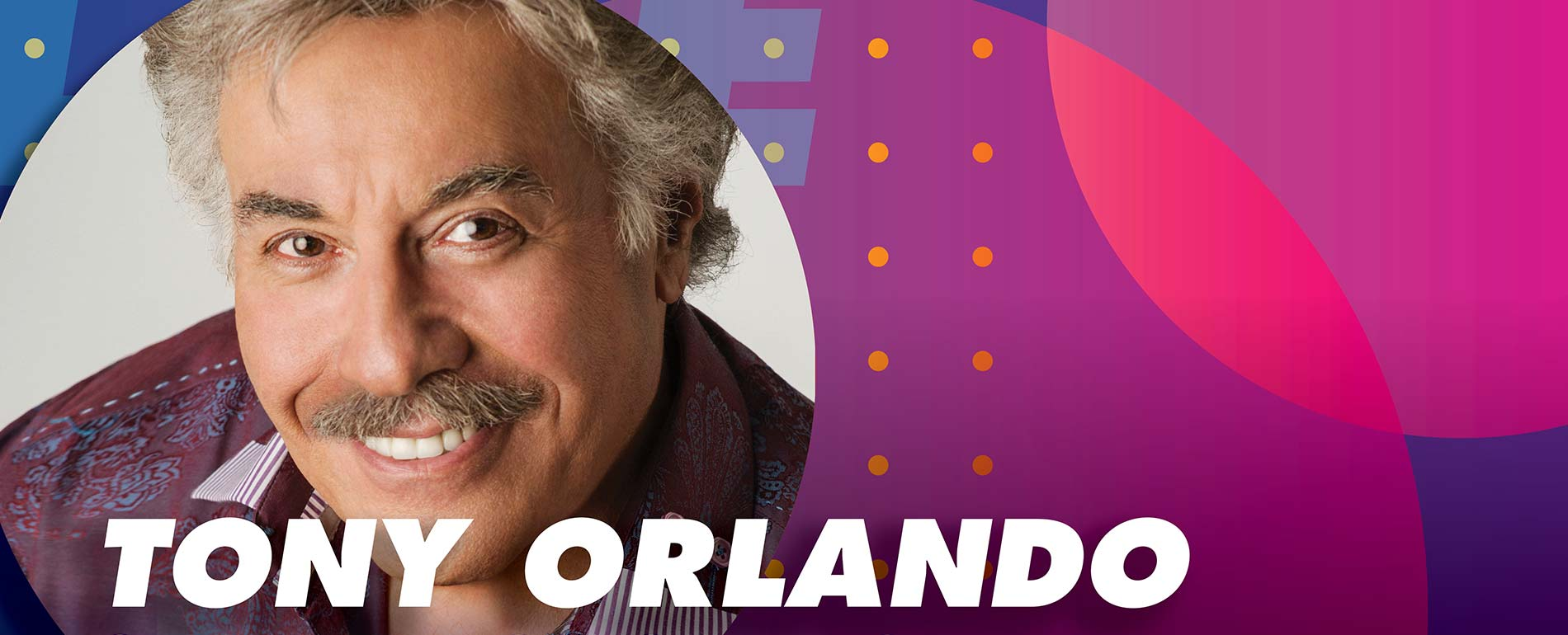 Tony Orlando - Poconos Entertainment