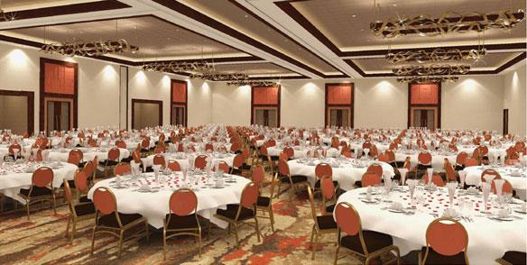 New Pocono Meeting Room Banquet Hall Expansion