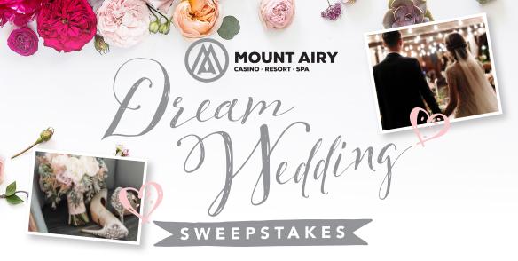 pocono dream wedding contest
