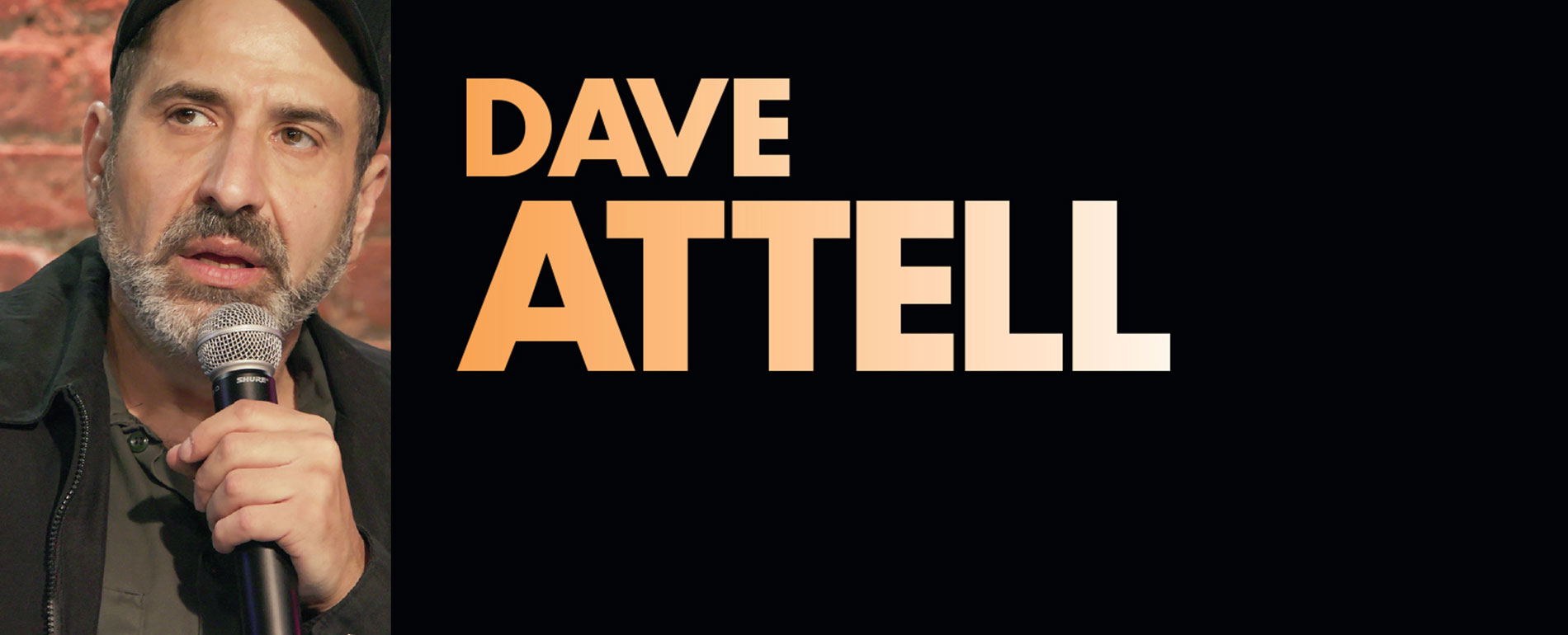 Poconos Entertainment - Comedian Dave Attell