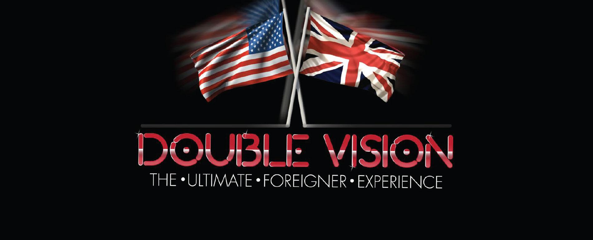 Pocono Concert - double vision