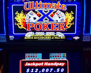 Ultimate Poker Winner