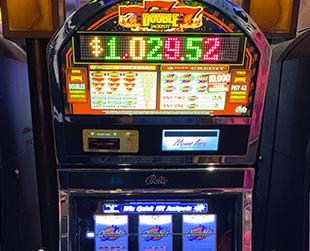 777 Double Jackpot Winner