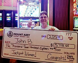 Monopoly Jackpot Winner