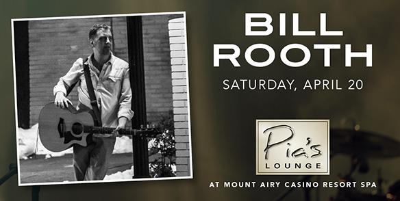 Bill Rooth- Pia's Lounge Entertainment - pocono events