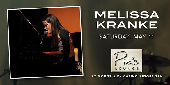 Melissa Kranke - Pia's Lounge Entertainment - poconos events