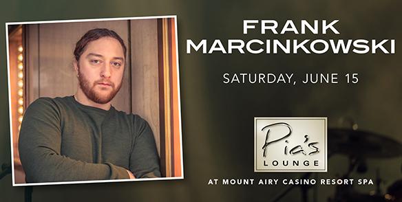 Frank Marcinkowski - Pia's Lounge Entertainment - poconos events