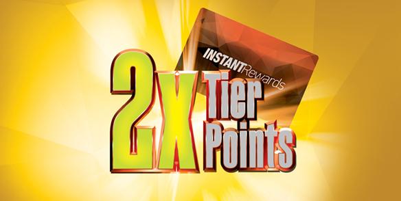 2x Tier Points