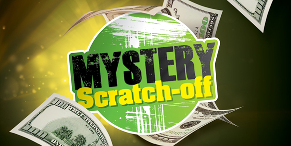 Mystery Scratch-off
