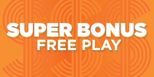 March Super bonus free play