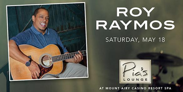 Roy Raymos- Pia's Lounge Entertainment - pocono event