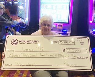 Might Cash Slot Machine Winner
