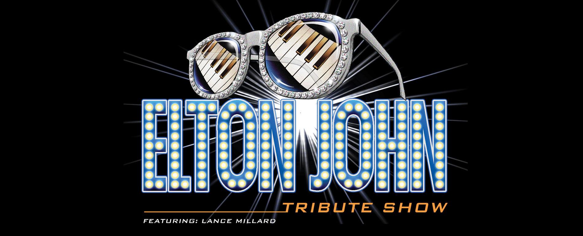 Elton john tribute - pocono live concert