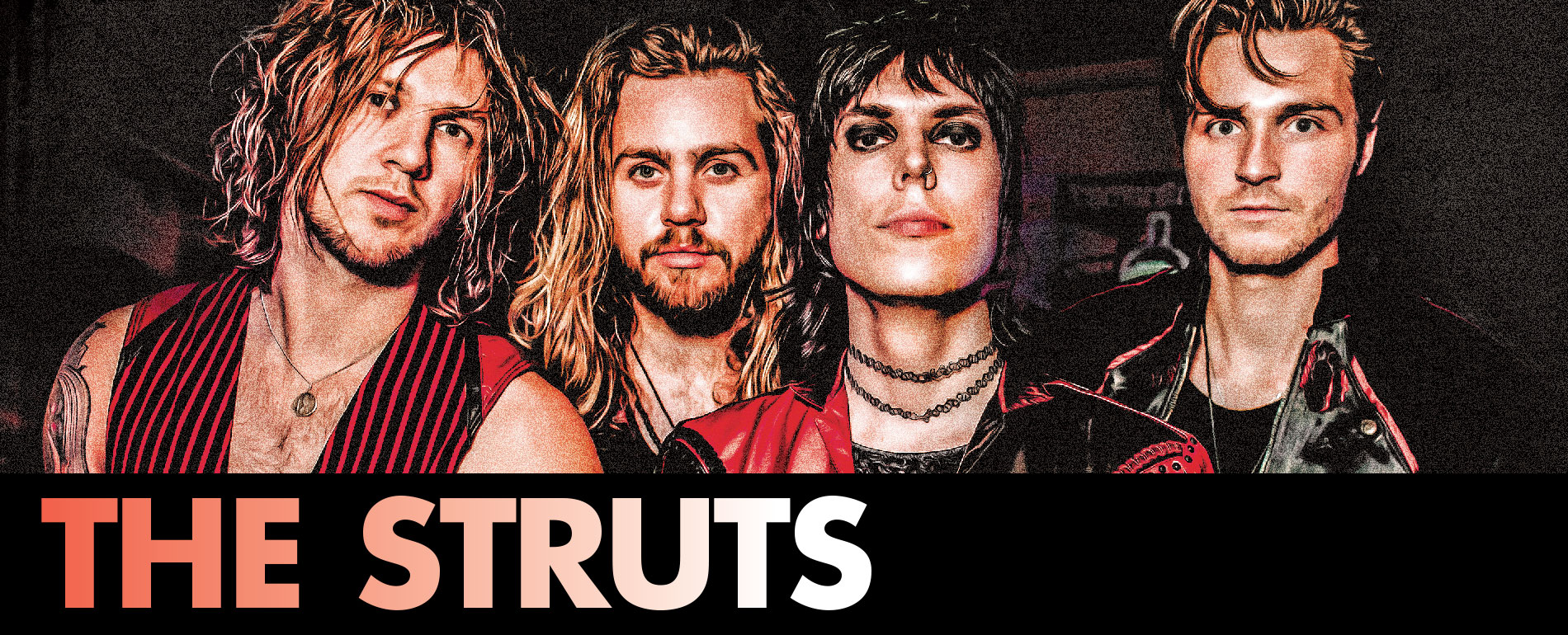 Summer Stage Concerts | The Struts Young & Dangerous tour | Glorious Sons