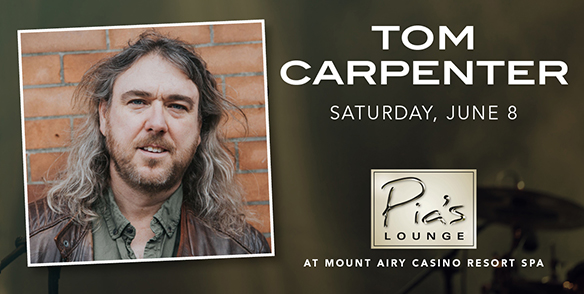 Tom Carpenter - Pia's Lounge Entertainment