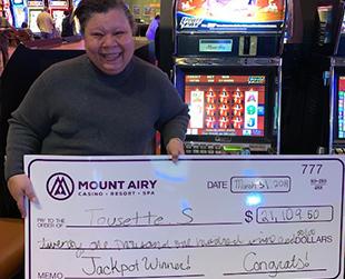Wicked Winning Slot Winner